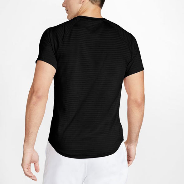 Nike Rafa New York Aerocourt Slort Sleeve Top Men's