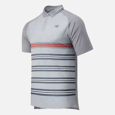 New Balance Printed Tournament Polo Men's