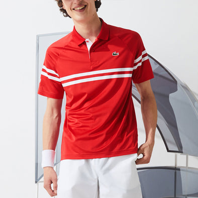 Lacoste Novak Roland Garros Polo Men's