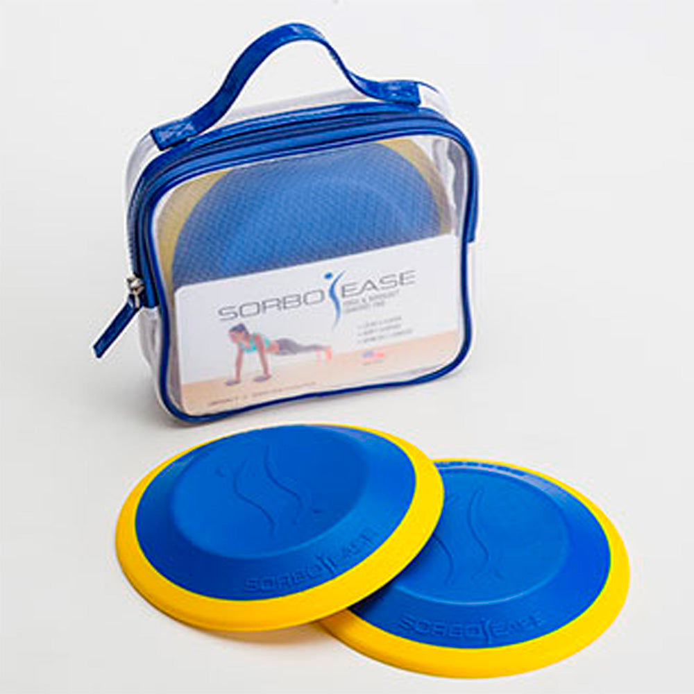 Sorbothane Sorbo-Ease Exercise Pads: Sorbothane Fitness Equipment