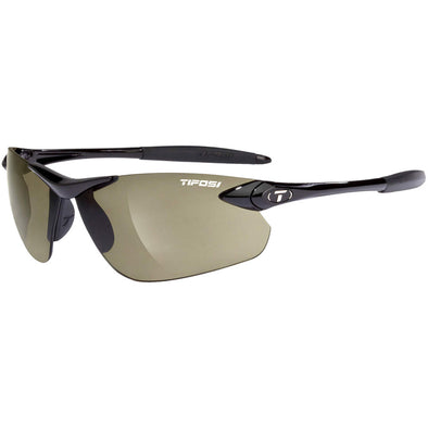 Tifosi Seek FC Gloss Black Sunglasses