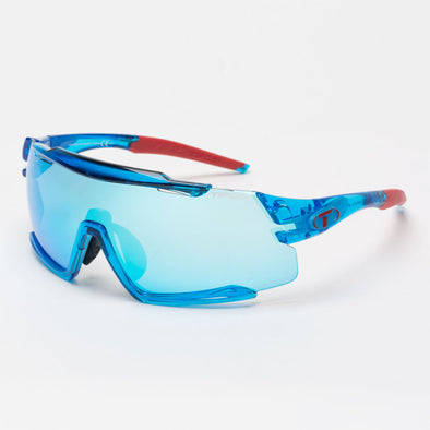 Tifosi Aethon Crystal Blue Sunglasses