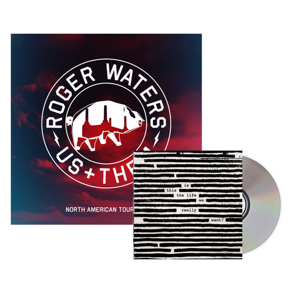 Is This The Life We Really Want? CD + Poster Bundle