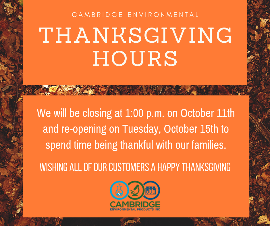 Thanksgiving 2019 Hours
