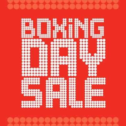Boxing Week Sales