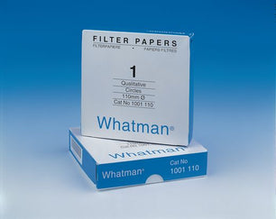 GE Healthcare Whatman™ Qualitative Filter Paper: Grade 1 Circles