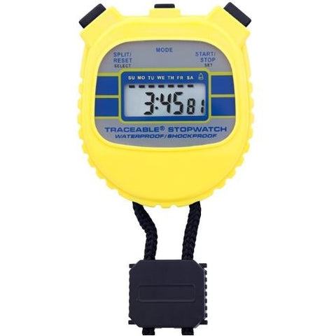 Digital Stopwatch - Waterproof - ABS Shockproof | Cambridge Environmental