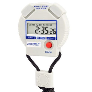 24 Hour, Jumbo Display, Traceable, Digital Stopwatch