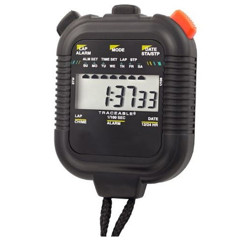 30 Minute Plus, Large Display, Digital Stopwatch