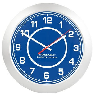 Traceable Analog Wall Clock