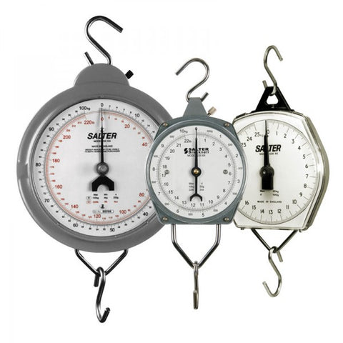 200kg x 500g (Salter Brecknell, 1 Year Warranty) Hanging Scale