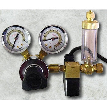 MA957 Dual Guage C02 Regulator
