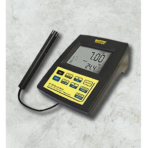 Milwaukee MI180 pH/ORP/EC/TDS/NaCl/Temperature Laboratory Bench Meter