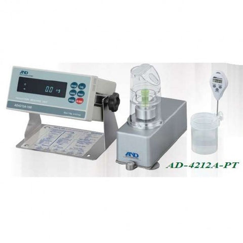 Pipette Tester - AD-4212A-PT 110g x 0.1mg Range,