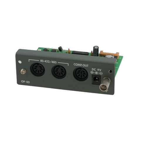 RS-422/485 Serial Interface