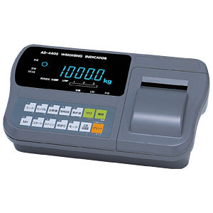 AD-4405-06 Built-in Printer (with time & date)