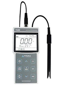 Portable pH/Conductivity Meter with GLP Data Management and USB Output | Cambridge Environmental