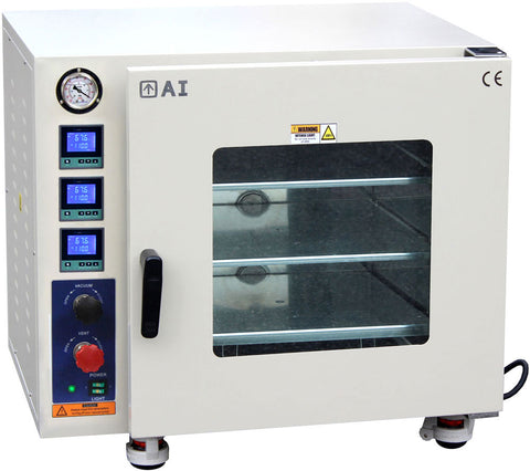 Across International Vacuum Oven - 3.2 CU FT, 480F, CSA | Cambridge Environmental