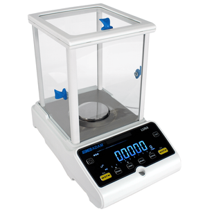 Adam Equipment LAB 124i - 120g x .0001g Analytical Balance