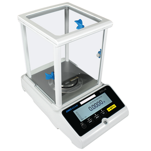 Adam Equipment SAB 124i - 120g x .0001g Analytical Balance