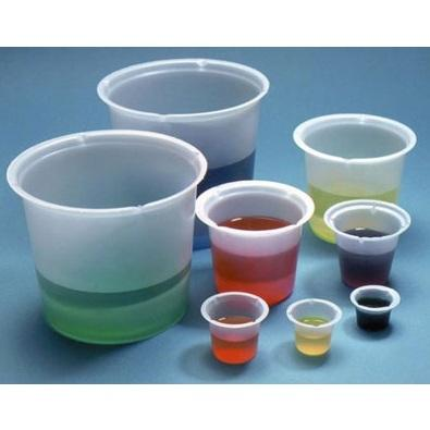 Polystyrene Disposable Beakers