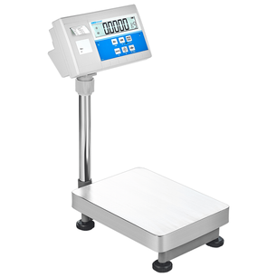 Adam Equipment BKT 1320a - 1320lb  x 0.1lb Label Printing Floor Scale