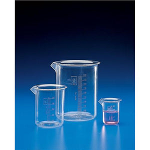 Graduated Polymethylpentene Griffin Beakers - Low Form