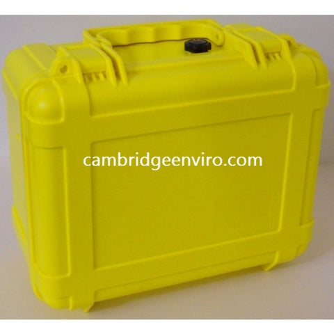 Yellow Crushproof, Air and Watertight Storage Case - Large