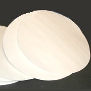 385mm Diameter, Medium Flow Rate, 43 µm Particle Retention, Creped, Sharkskin, Qualitative Filter Paper, 100 Circles