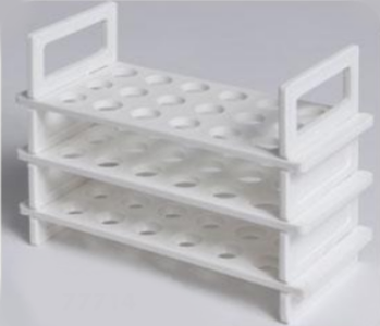12 Place Test Tube Rack