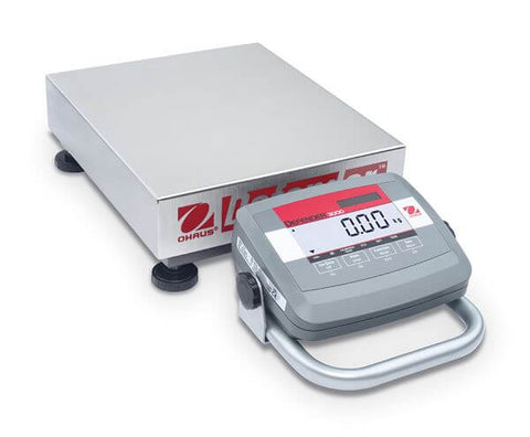 Ohaus D31P60BR5 - 60kg x 10g Legal for Trade Bench Scale