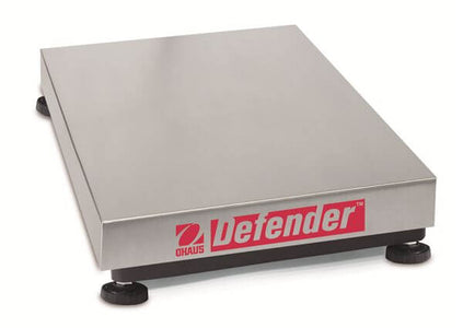 Ohaus Defender B Series - 60 kg x 10g Economical Legal for Trade Scale Base
