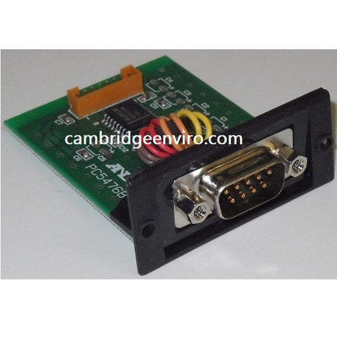 AD-4407-03 RS-422/485/Relays (replaces standard RS-232C)