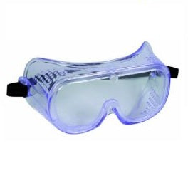 Safety Goggles - Ventilated Soft Vinyl | Cambridge Environmental