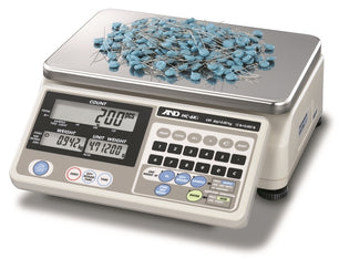 A&D HC-6KI - 6kg x 1g (A&D, 2 Year Warranty) Counting Scale
