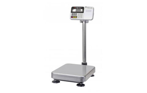 A&D HV-200KCP 60/150/220kg x 20/50/100g  Multi-Functional Platform Scale with Printer
