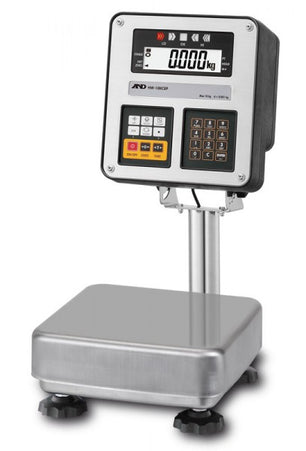 A&D HW-10KCEP - 10kg x 1.0g  Intrinsically Safe Bench Scale  FM/C Approved Canada