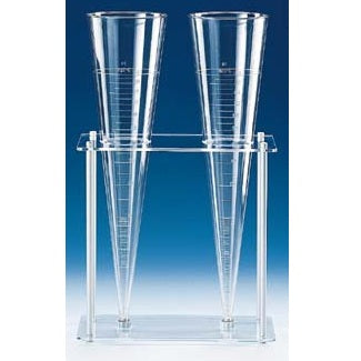 1000ml Imhoff Sedimentation Cone with Screw Cap