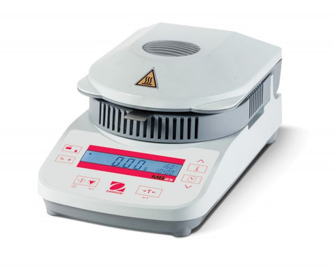 Ohaus MB23 - 110g x 0.1g - Compact Moisture Analyzer | Cambridge Environmental