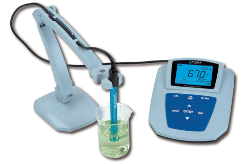 PH700 Benchtop pH Meter Kit