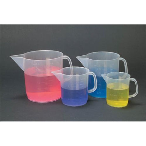 Polypropylene Pitchers (Jugs)