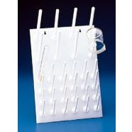 32 Place, Polyethylene, Glassware Drying Rack