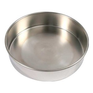 204mm Diameter,  Stainless Steel Sieve Pan, For SSFH Series Sieves