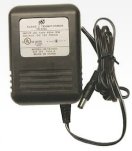 AC Adapter for A&D GP Series Scales - 120V