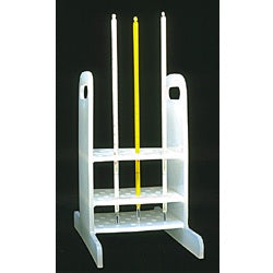 25 Place, HDPE, Thermometer Rack