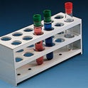 Polypropylene Test Tube Rack - 12 Places