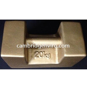 Kilogram Cast Iron Weights with Handle - No Certification