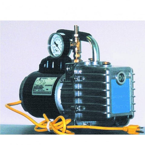 198 LPM, High Vacuum Pump with Guage