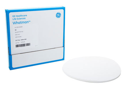 GE Healthcare Whatman™ Quantitative Ashless, Grade 41 Circles