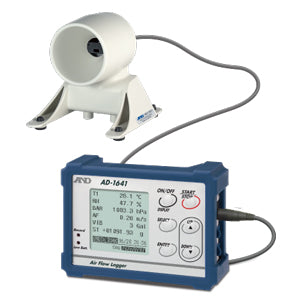 A&D Weighing Air Flow Logger AD-1641